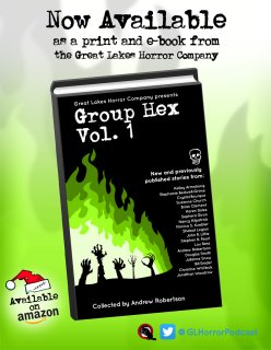 Now Available - Group Hex Vol. 1