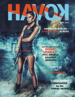 First Contact appears in Havok Magazine